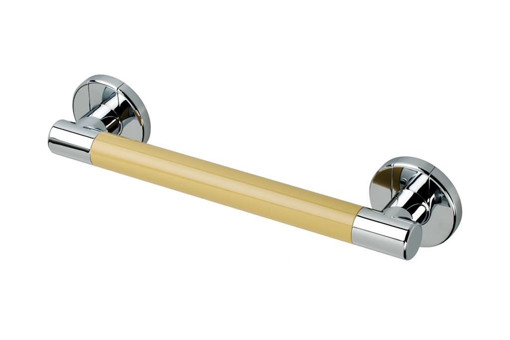 Prestigio straight grab bar sand ponte giulio tap and fix for Ponte giulio
